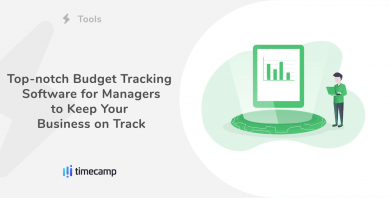 budget tracking software
