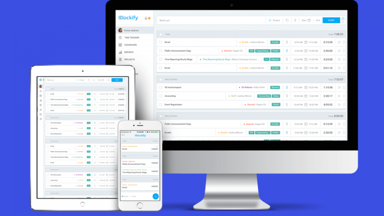 Free Clockify Alternatives for Every Type of Business - TimeCamp