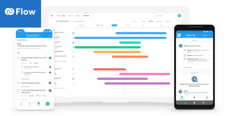 Flow Alternative for Efficient Task Management