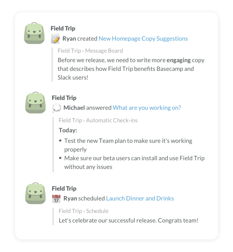 plugins-for-basecamp-fieldtrip