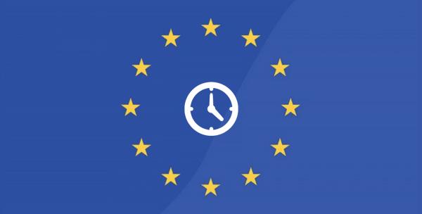 EU-timekeeping