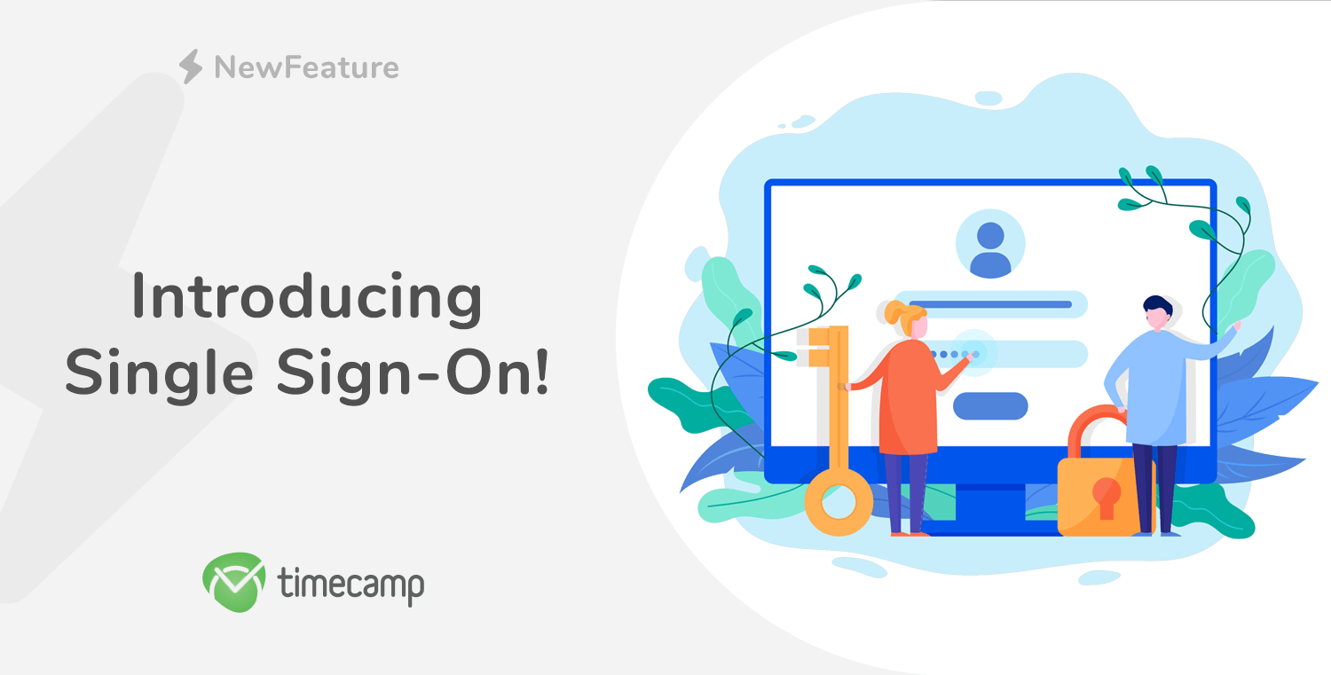 #NewFeature: Introducing Single Sign-On!