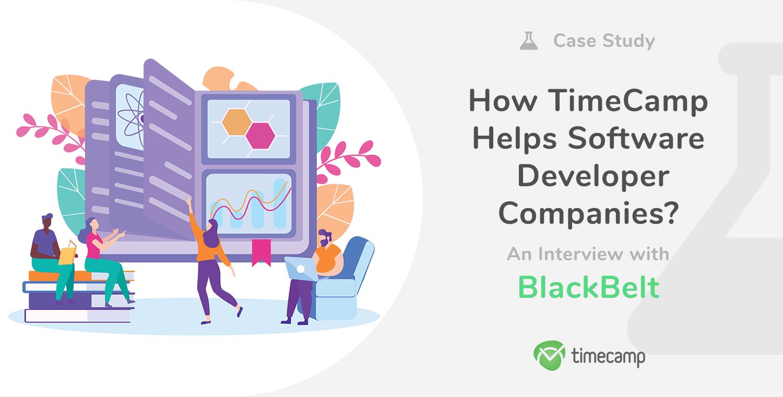 Case Study: How Timecamp Helps BlackBelt – a Software Development Company