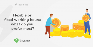 flexible or fixed working hours
