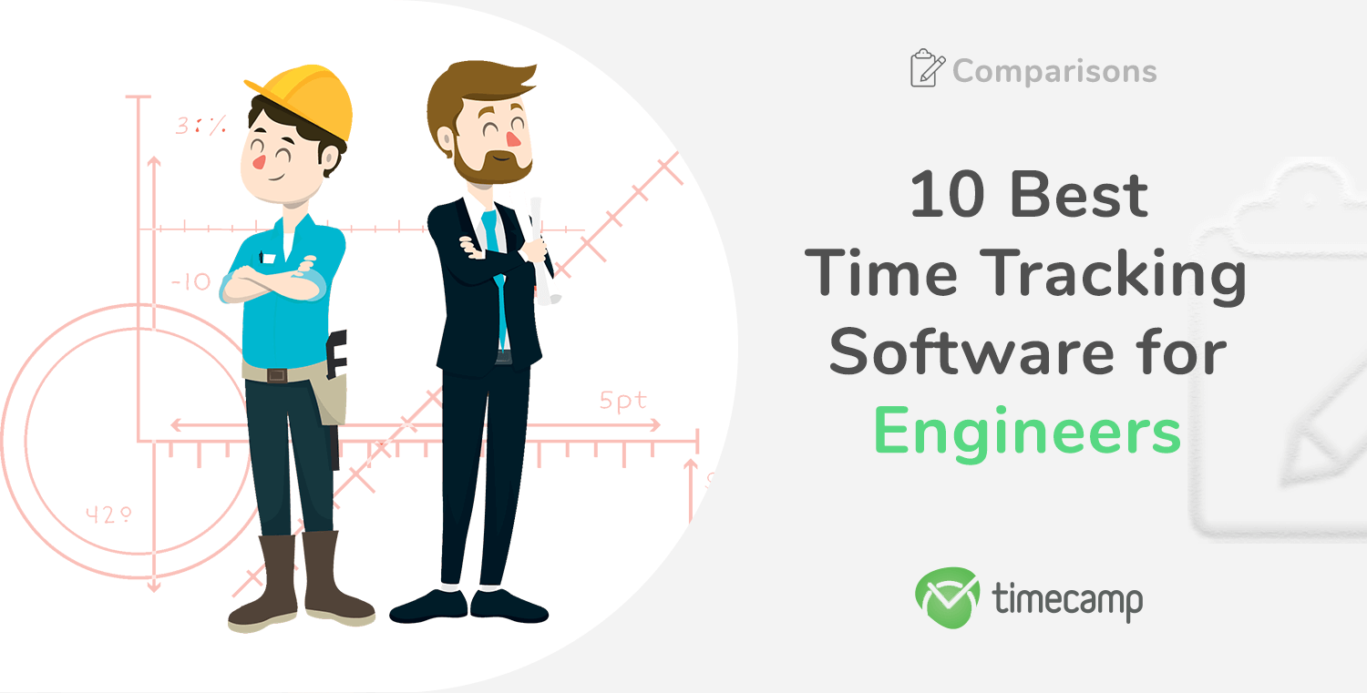 10 Best Time Tracking Software for Engineers