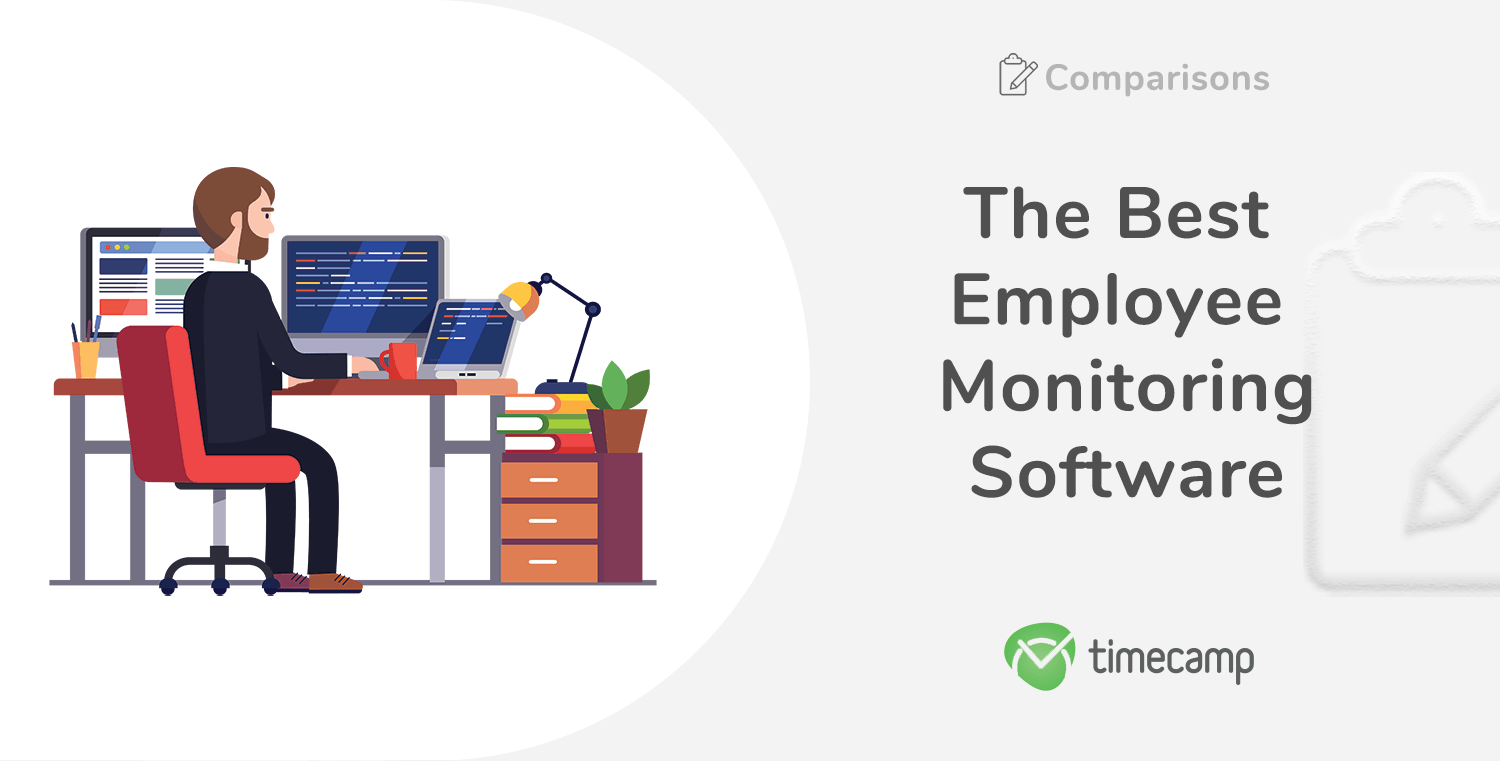 The Best Employee Monitoring Software