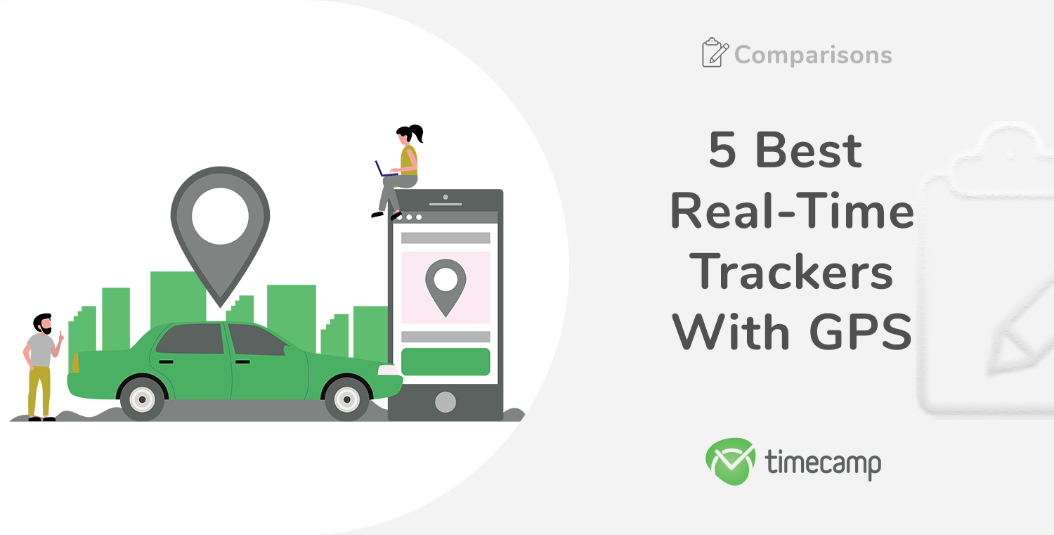 6 Best Real-Time Trackers With GPS