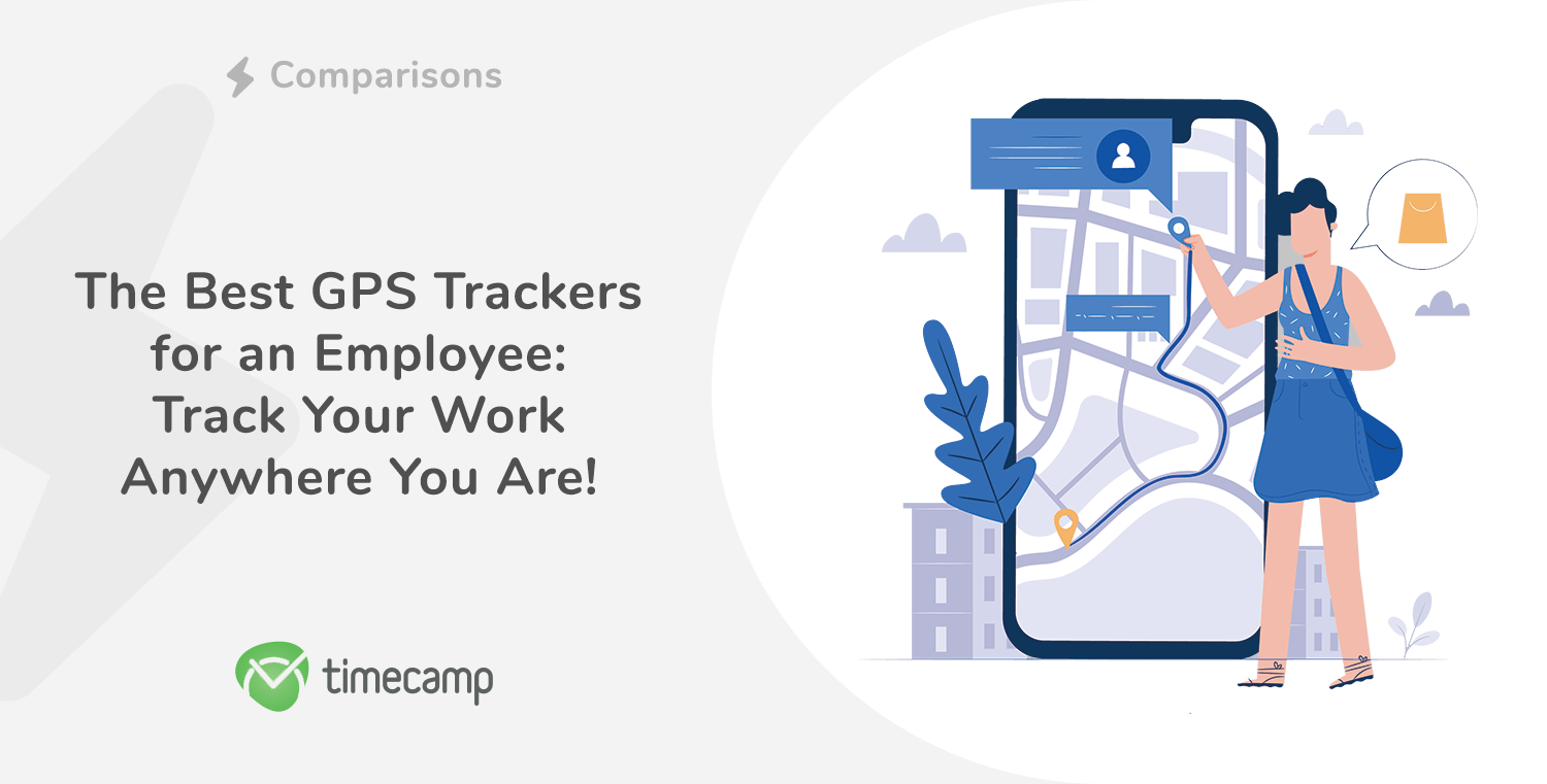 The Best GPS Tracker for Employees – Track Your Work Anywhere You Are!
