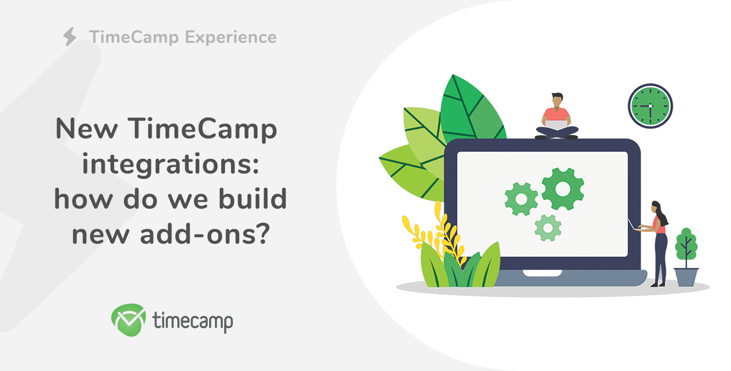 New TimeCamp integrations – how do we build new add-ons?