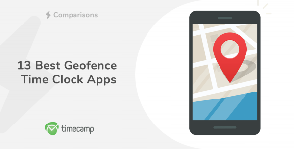 best geofence timeclock apps