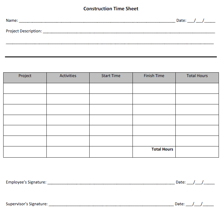 10 Best Top Class Timesheet Templates Your Company Will Love Timecamp