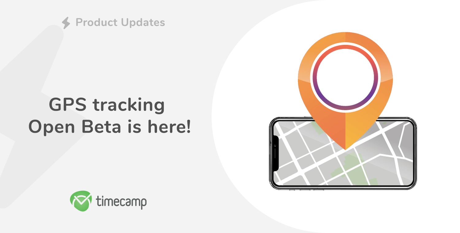 GPS tracking open beta is here!