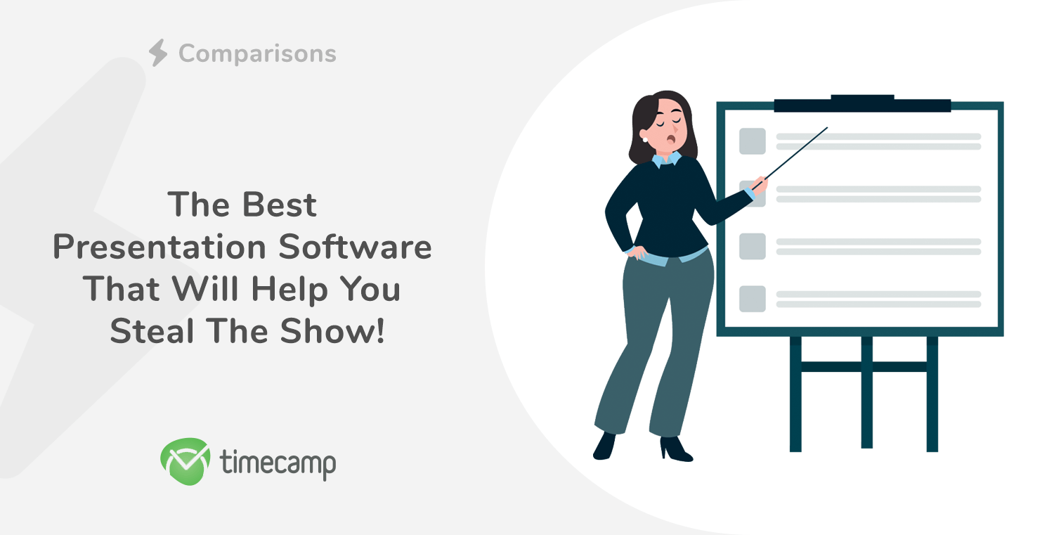 The 14 Best Presentation Software That Will Help You Steal The Show!