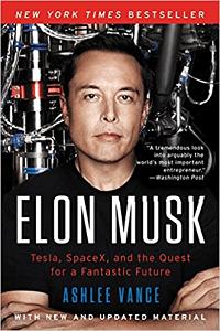 Elon Musk: best books about management