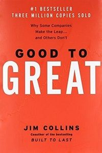 Good to Great books about management