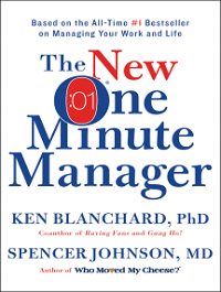The New One Minute Manager by Kenneth Blanchard