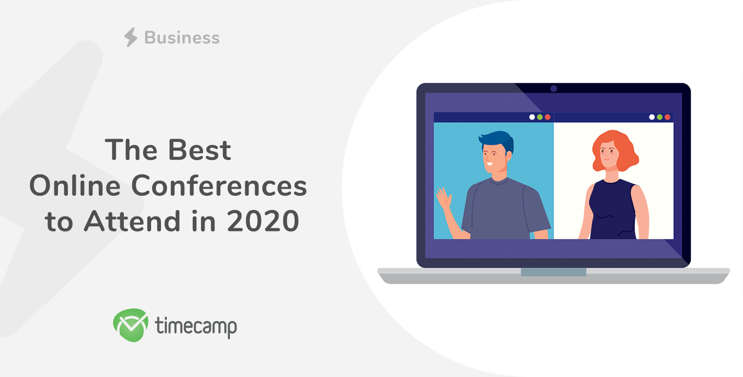 30+ Best Online Conferences to Attend in 2020