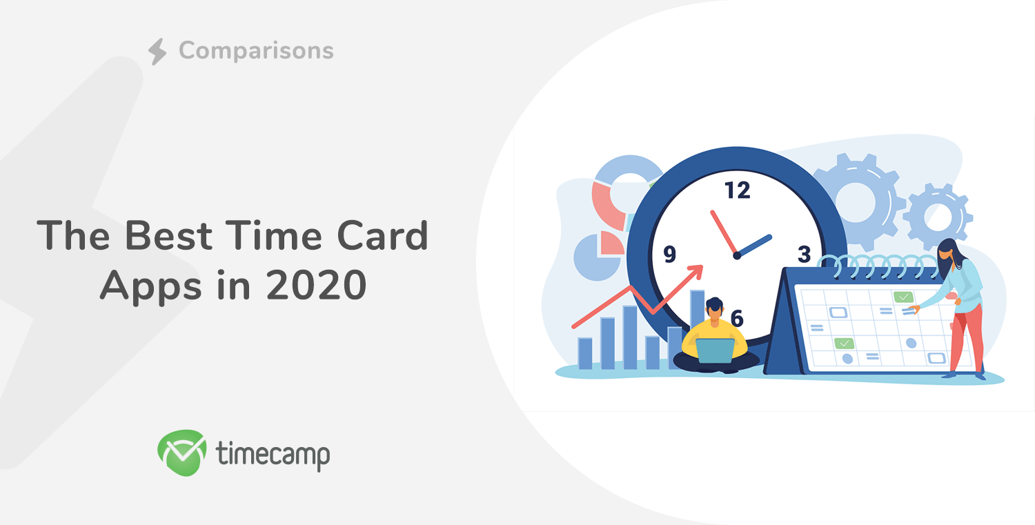 The Best Time Card Apps in 2020