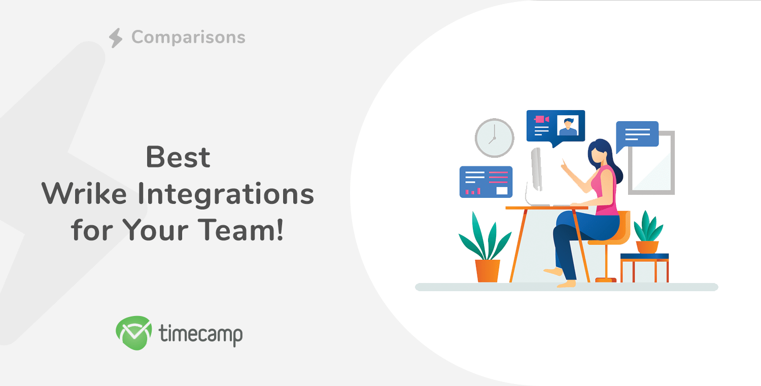 Best Wrike Integrations for Your Team!