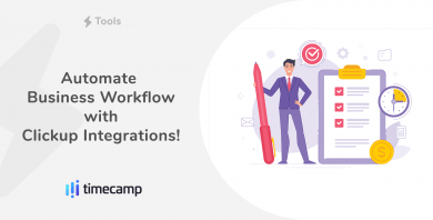 Automate Business Workflow with Clickup Integrations!