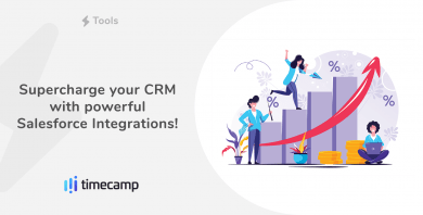 Supercharge your CRM with powerful Salesforce Integrations!