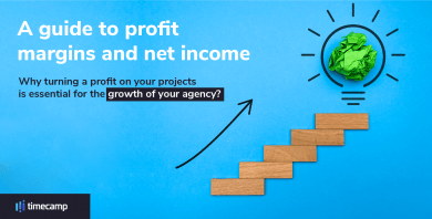 It's Time to Focus on Net Income and Profitability