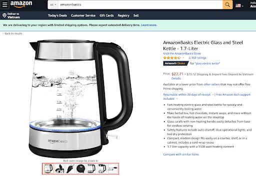 kettle offer screenshot