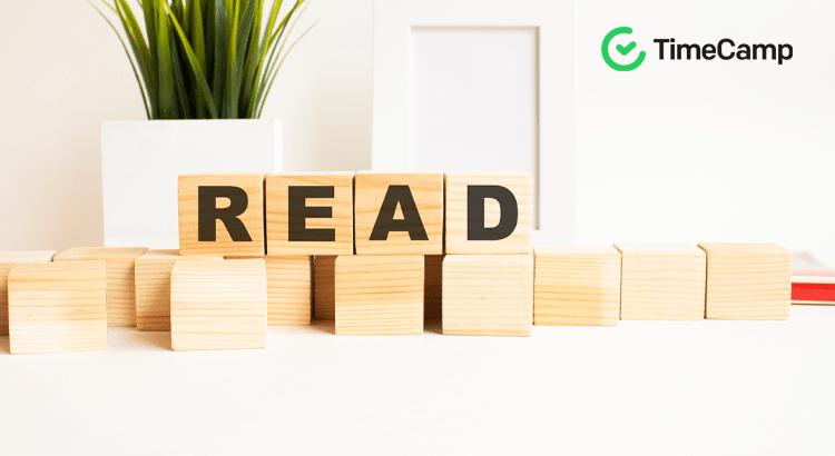 wooden blocks read
