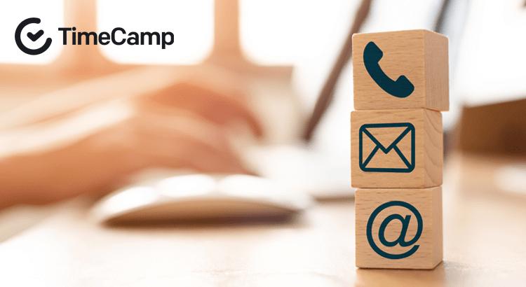 wooden blocks communication