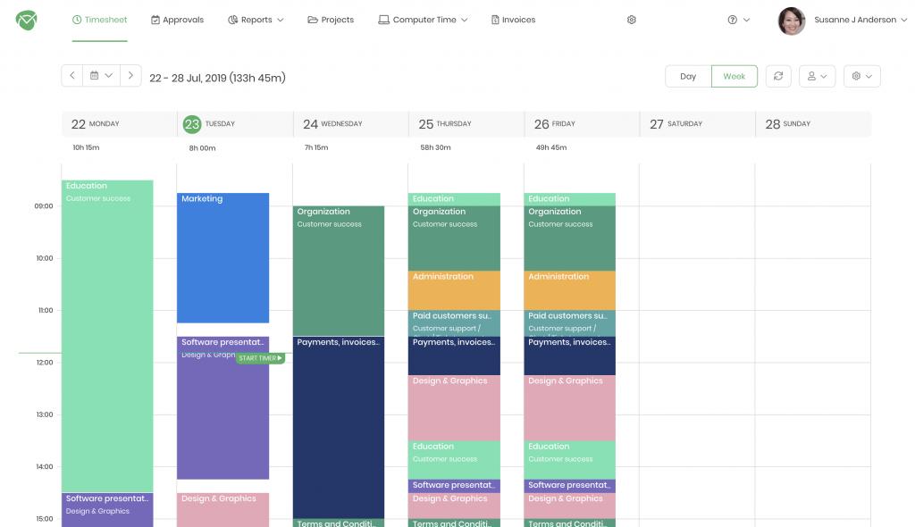 timecamp-timesheet