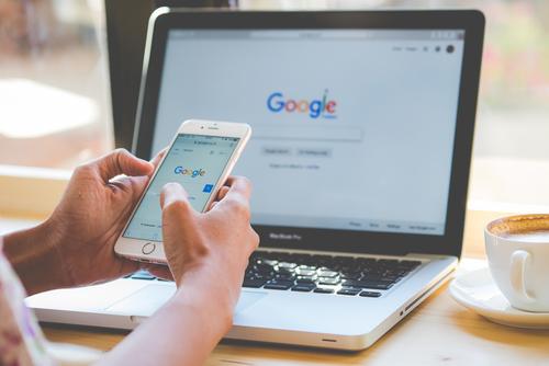 Różnicowanie wyników Google SEO
