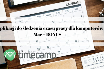 10 aplikacji do śledzenia czasu pracy dla komputerów Mac + BONUS