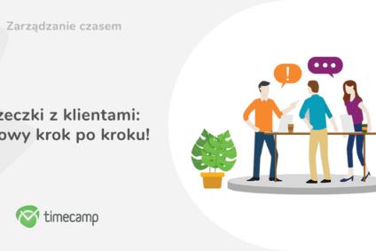 Sprzeczki z klientami – rozmowy krok po kroku!