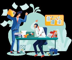 podniesienie produktywności pracowników