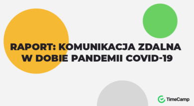 Raport: Komunikacja zdalna w dobie pandemii COVID-19